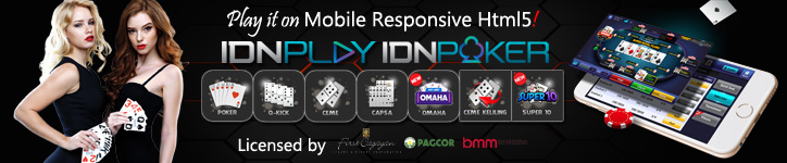 IDNPlay Html5 Main Poker Online Smartphone Tanpa Download