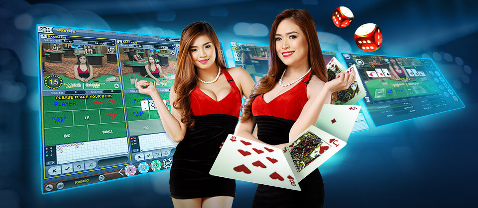 LIVE DEALER CASINO GAMES ONLINE - IDNLIVE